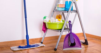 Care Facility Housekeeping Supplies
