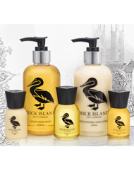 Duck Island Hotel Toiletries