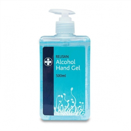 Hand Sanitizing Products Image