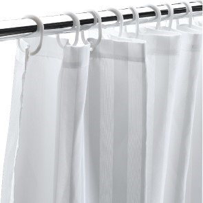 Care Facility Shower Curtains