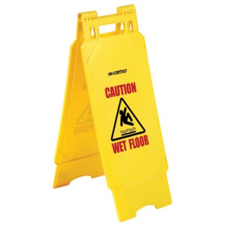 Wet Floor Sign Image