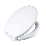 Luxury Plastic Toilet Seat (Soft Close)