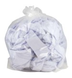 Clear Refuse Sacks (200 pcs)