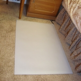 Protective Barrier Mat for Floor Alarm Mats
