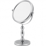 5 x Magnification Round Chrome Olympus Vanity Mirror