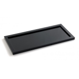 Black Presentation Tray Without Insert - 107 x 245mm