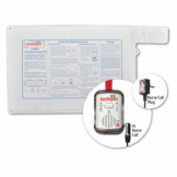 Ramblegard Bedgard Wireless Nurse Call Alarm Mat System with Mono/Stereo Dual Adaptor