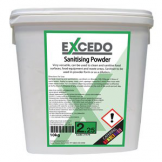 Excedo 2.25 Sanitiser Powder - 10kg