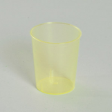 30ml Medicine Pots - Yellow x 90