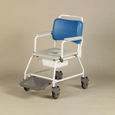 Atlantic Wave Commode Chair - 22""