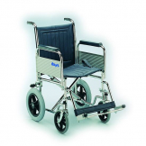 "Days 18"" Car Transit Wheelchair with Folding Back"