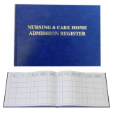 Admission Books (2entries per page)