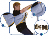 Aquila Stand Assist Sling with Loops - XXX Large