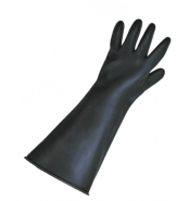 Black Gauntlets - Large
