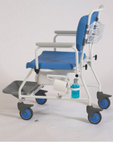 "Atlantic Bariatric commode and Shower Chair (22"")"