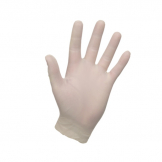 Sterile Synthetic Powder Free Gloves-Med 50 pairs X 10