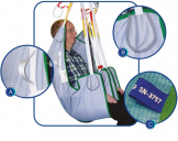 Aquila Deluxe Mesh Padded Lifting Sling - Large