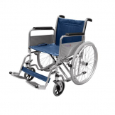 Heavy Duty Self Propelled Wheelchair 56cm Seat Width