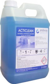 ACTICLEAN General Interior Cleaner 5L