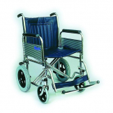 Transit Wheelchair - Heavy Duty Wide Car