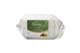 Caredry Pure Biodegradeable patient wipe (75) X 5