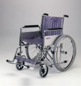 "Bariatric Wheelchair det.arms swing away F/rests 51cm (20"")"
