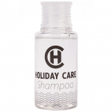 Holiday Care 30ml Shampoo Bottle