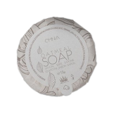 Omnia 15g Pleated Soap (500 pcs)