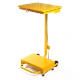 Free-Standing Sack Holder, 70 Ltr - Pedal Operated - Clinical Waste