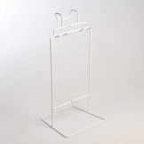 Catheter bag stand
