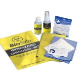 Bio-Hazard Spillage Kit - 1 Person