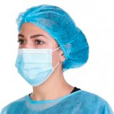 ASTM Level 2 Surgical Face Masks (Pack of 50)