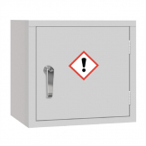 COSHH Single Door Chemicals Cabinet 3Ltr
