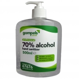 Care Supply Store Alcohol Based Hand Sanitiser 500ml
