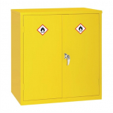 Double Door Hazardous Substance Cabinet 30Ltr