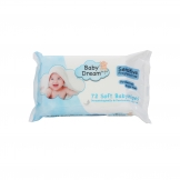 Baby Dream Sensitive Baby Wipes 72