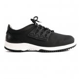 Abeba Water Repellent Trainer Black Size 46