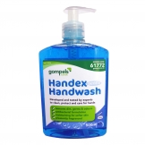Care Supply Store Handex Antibacterial Handwash 500ml x 12
