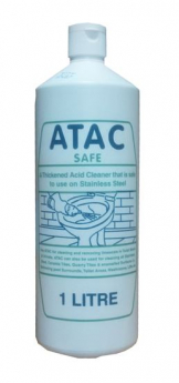 ATAC Safe Toilet Cleaner (1L) X 7