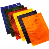 A4 Cellophane Sheets Assorted 48 Pack