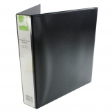 Presentation Binder 4 Ring Black