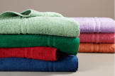 Bath Sheet 500g - Dark Green (3)