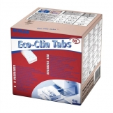 Ecolab Eco-Clin Tabs 88 Three-In-One Dishwasher Tablets (200 Pack)