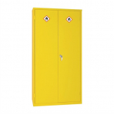 Double Door Hazardous Substance Cabinet 50Ltr