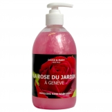 Care Supply Store Luxury Hand Soap Rose 6x500ml
