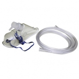 Oxygen Mask with Tubing - Adult